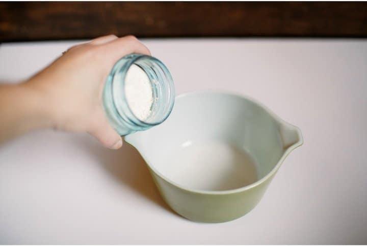 1 taza de harina para todo uso