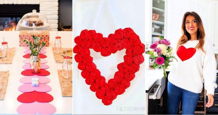 15 artesanías y regalos únicos para el día de San Valentín