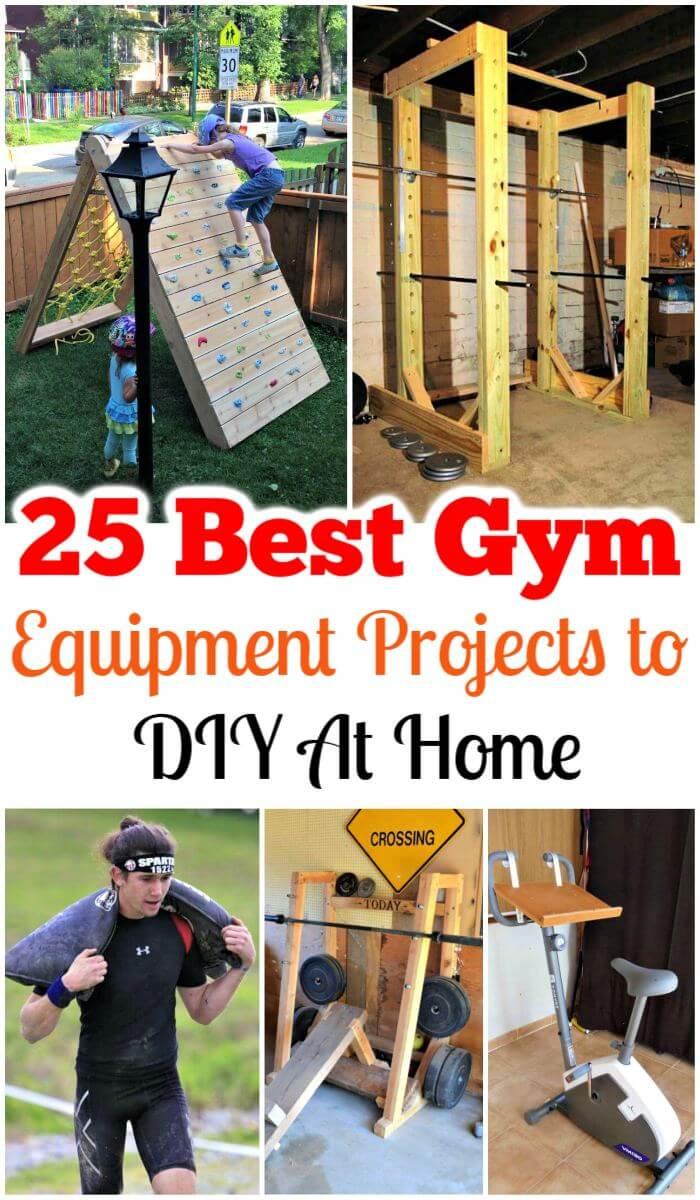 25 mejores proyectos de equipos de gimnasio para bricolaje en casa, proyectos de bricolaje, ideas de bricolaje, proyectos de madera