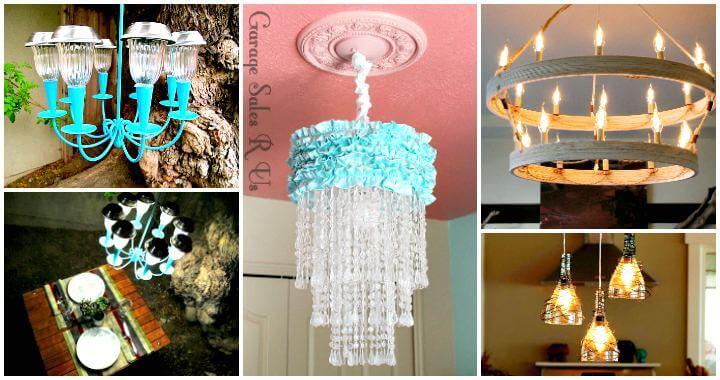 60 ideas fáciles de candelabro de bricolaje que embellecerán su hogar - Lámpara de candelabro de bricolaje - Kit de candelabro de bricolaje - Proyectos de bricolaje - Decoración del hogar de bricolaje - Manualidades de bricolaje - Ideas de bricolaje