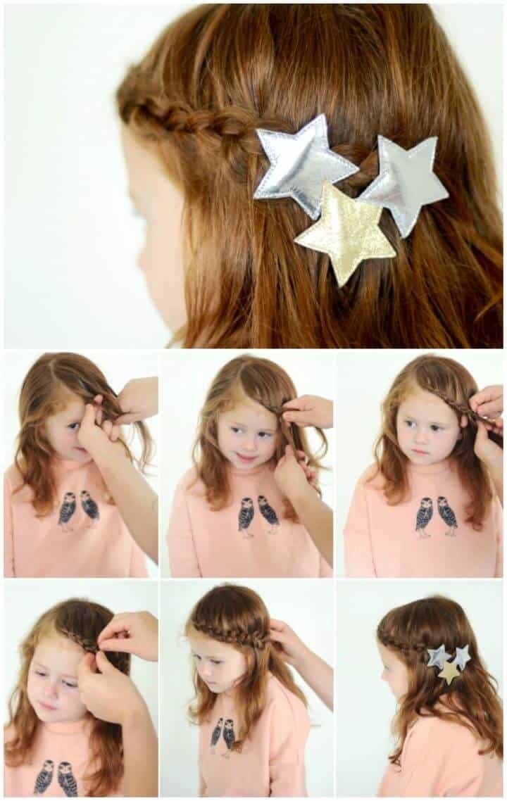 Bang Braid para niñas
