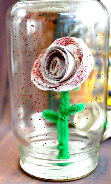 Haz tus rosas de papel - DIY