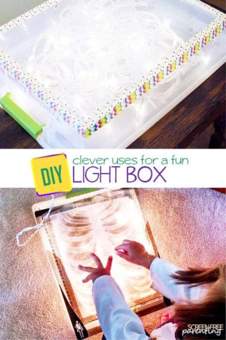 Cree Lightbox para todas las edades