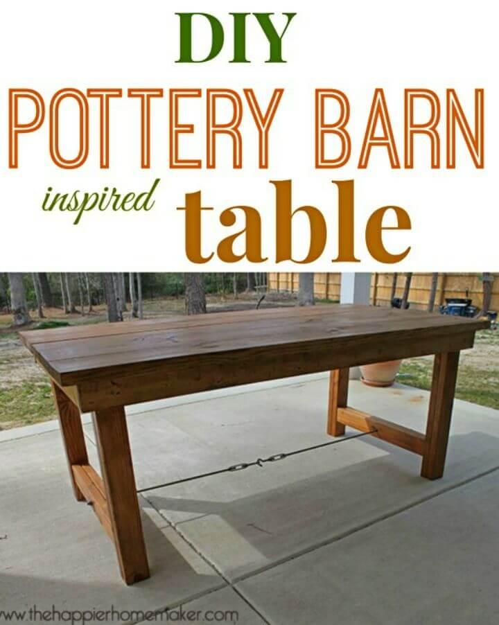 Construye tu propia mesa de comedor