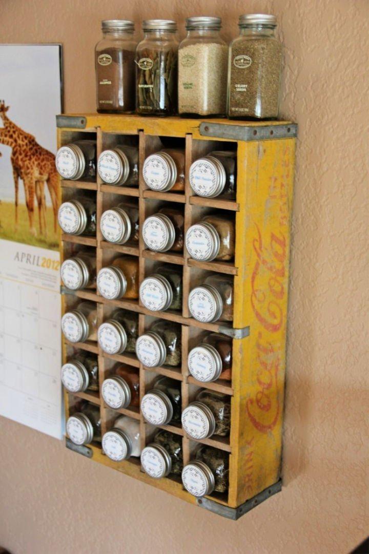 Especiero Coca Cola Crate