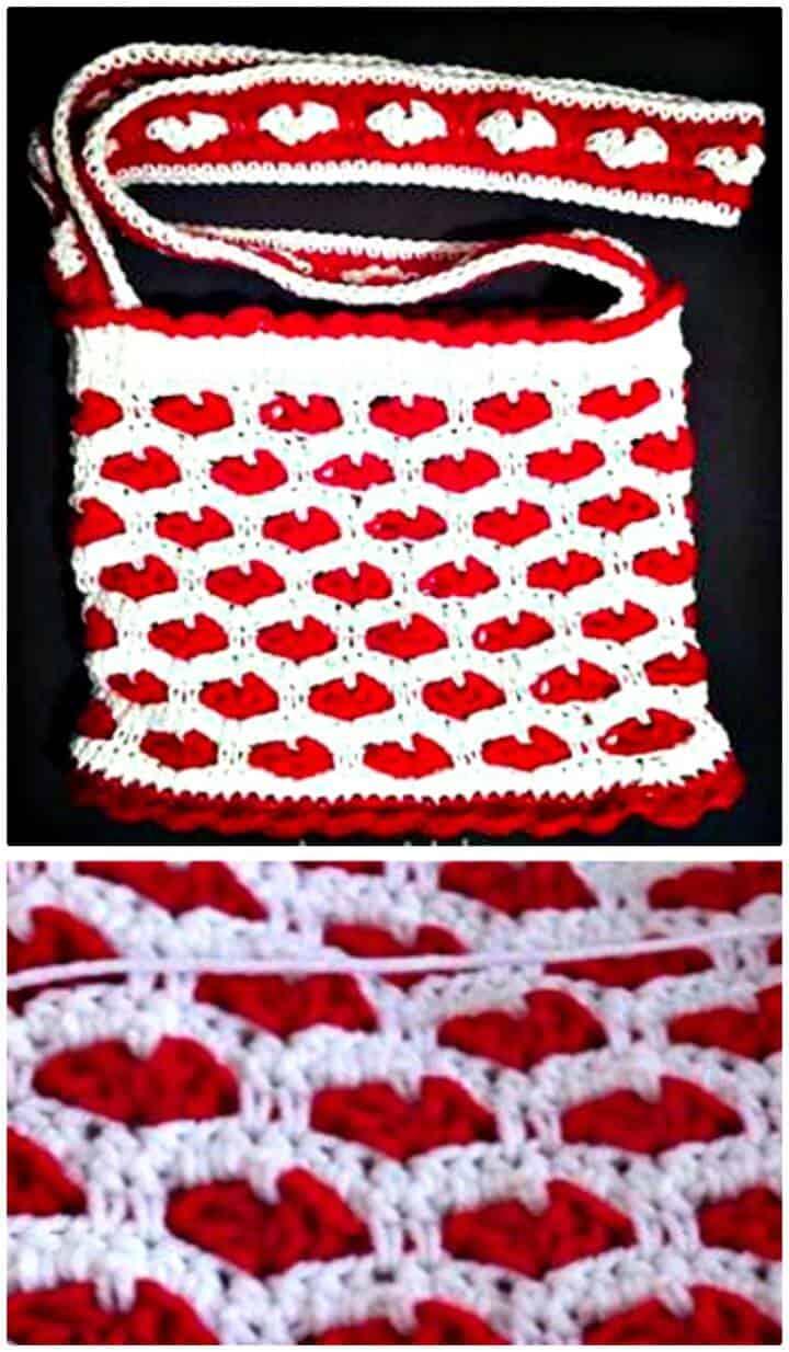 Crochet Sweet Heart - Free Valentine Day Pattern