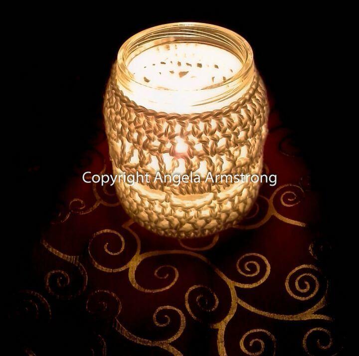 Cómo tejer una vela ligera de té Cozy - Patrón gratuito