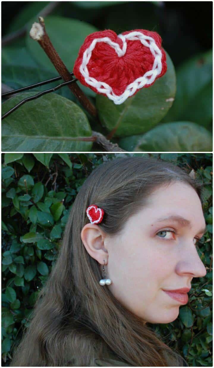 Free Crochet Tiny Valentine Pattern