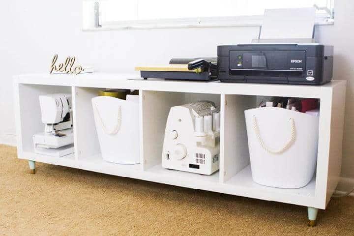 Bricolaje Brilliant IKEA Kallax Storage Unit