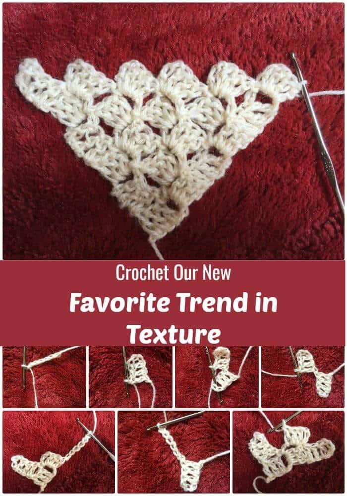 DIY Crochet ¡Nuestra nueva tendencia favorita en textura, tutoriales de crochet DIY c2c!