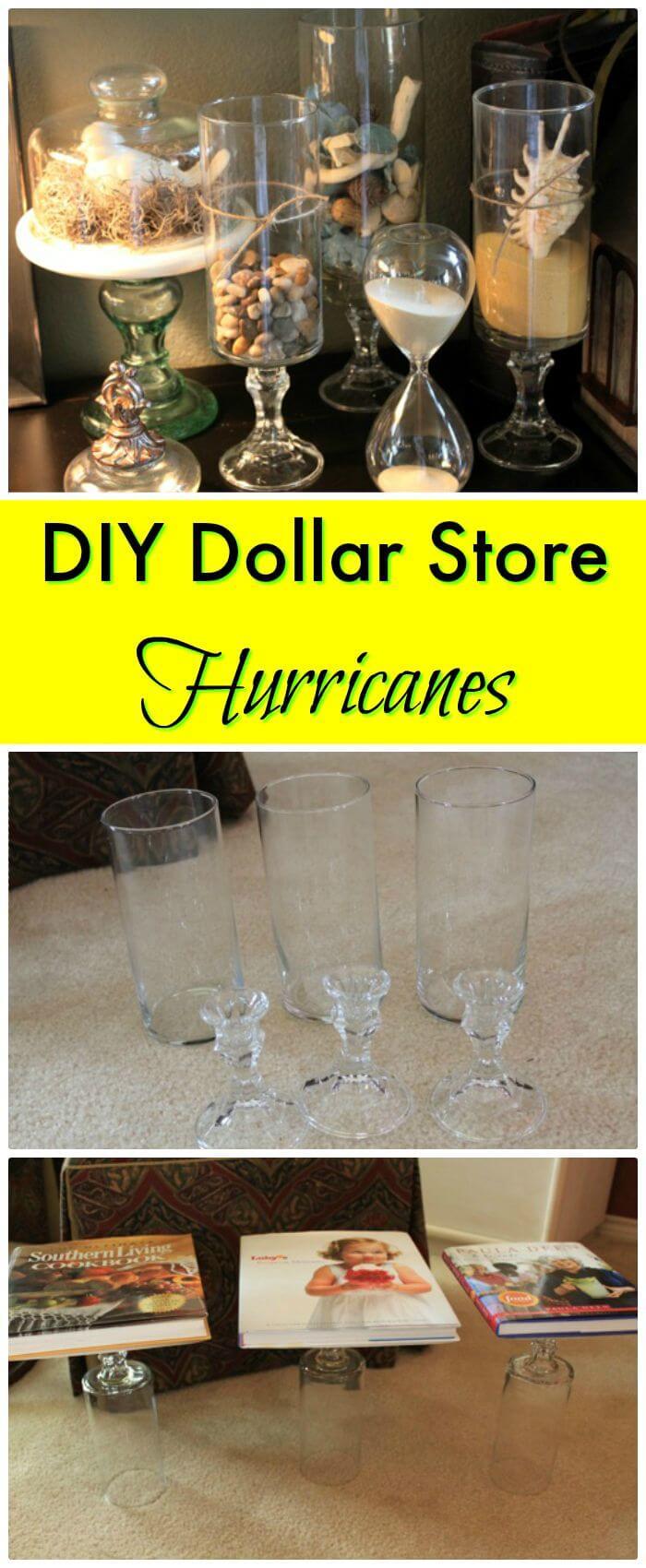 Huracanes de DIY Dollar Store - Tutorial gratuito