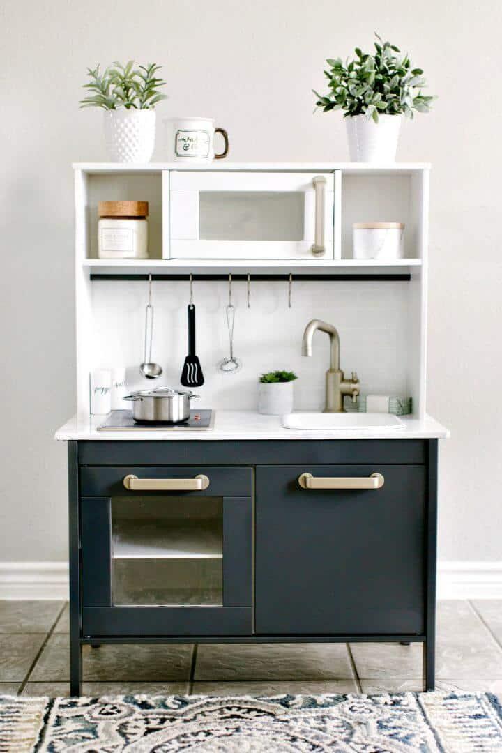 Cambio de imagen DIY Ikea Play Kitchen