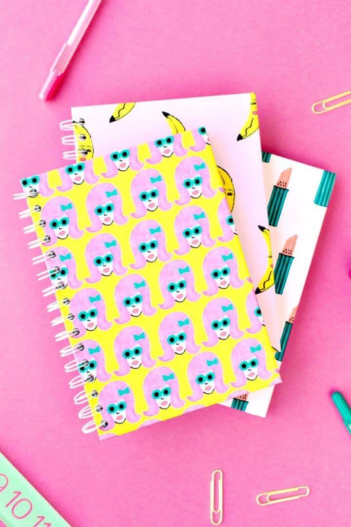 Cubiertas para cuadernos de Boss Lady imprimibles para bricolaje