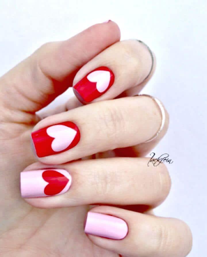 Fácil colección DIY Romance Nail Art