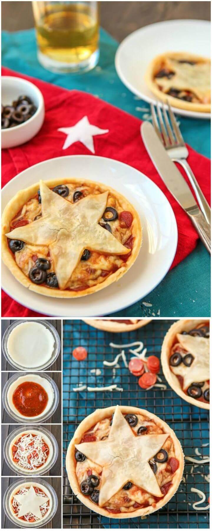 DIY Timeless Minni Pizza Pies Idea de fiesta de cumpleaños para adolescentes