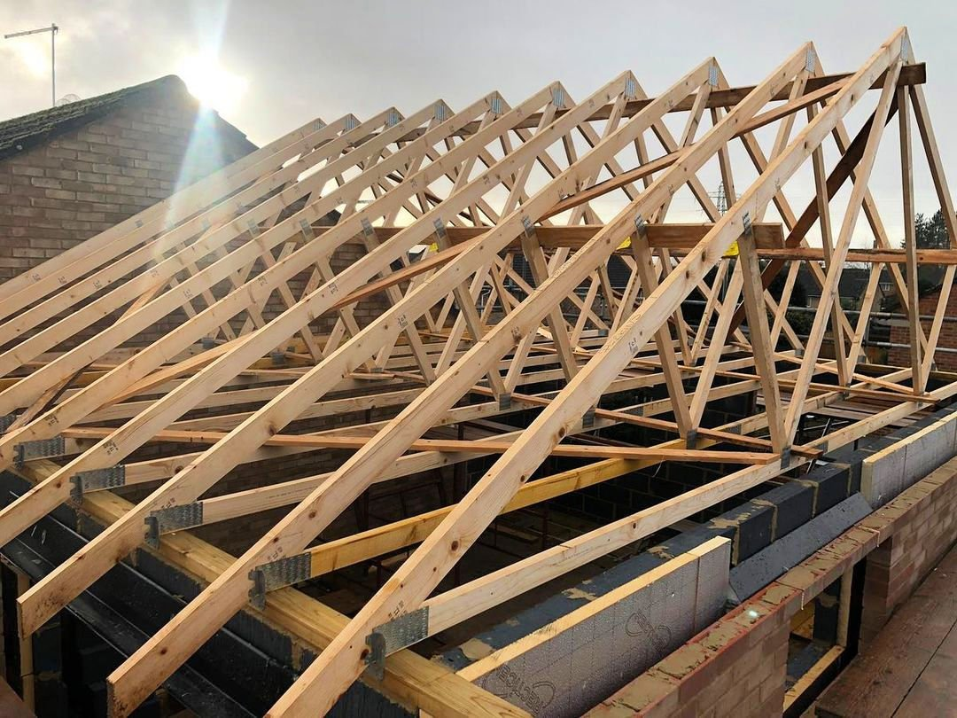 Armazones de techo de bricolaje