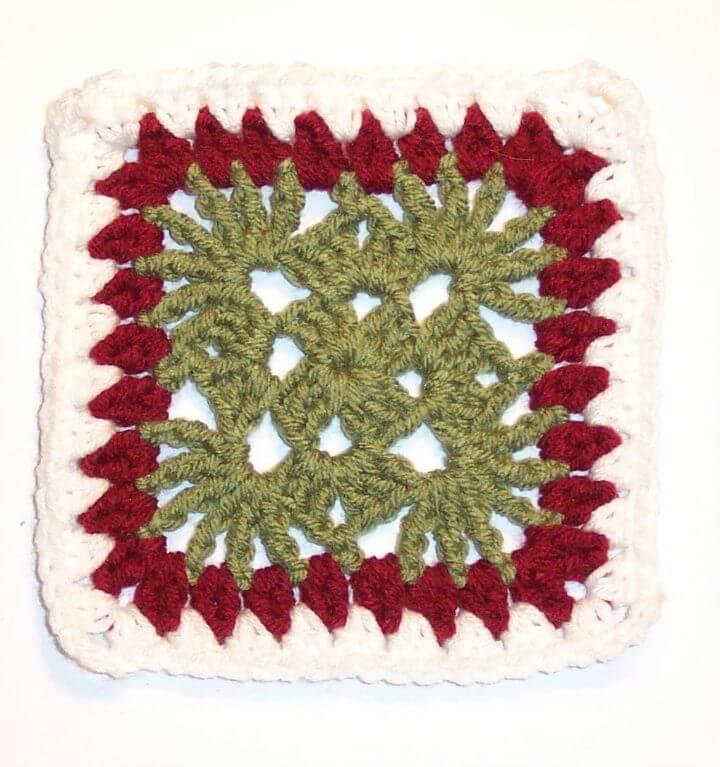 Cómo Crochet Fácil La Abuela De Navidad De SmoothFox - Patrón Gratis