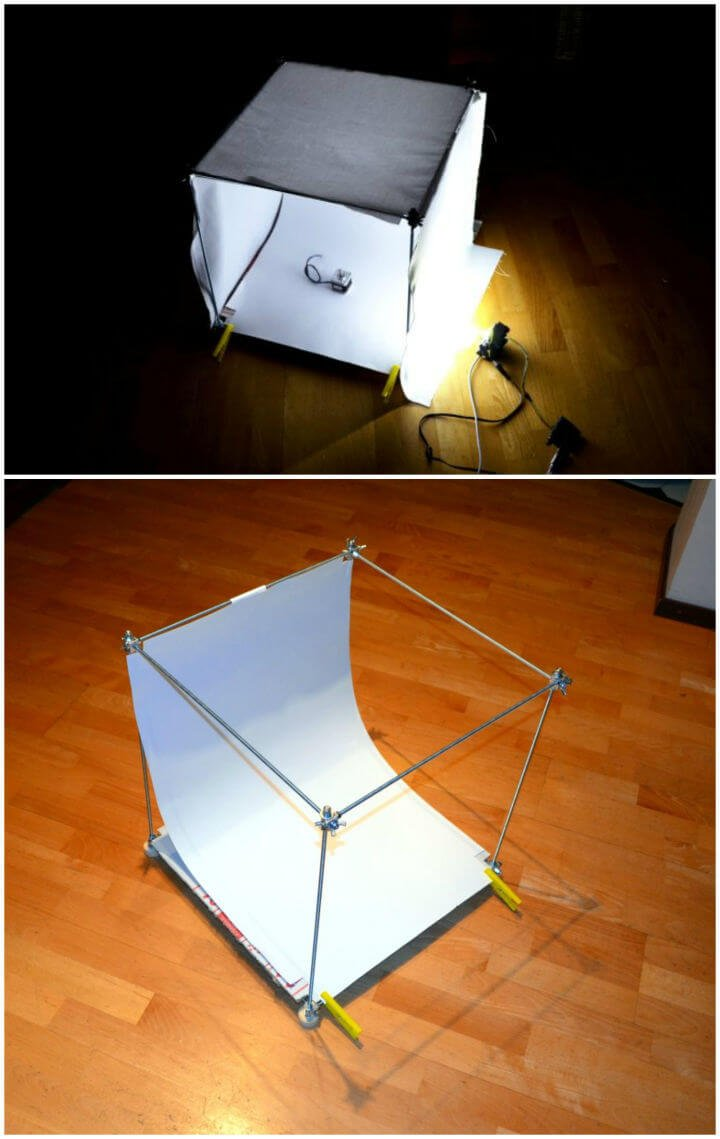 Caja de luz de bricolaje fácil
