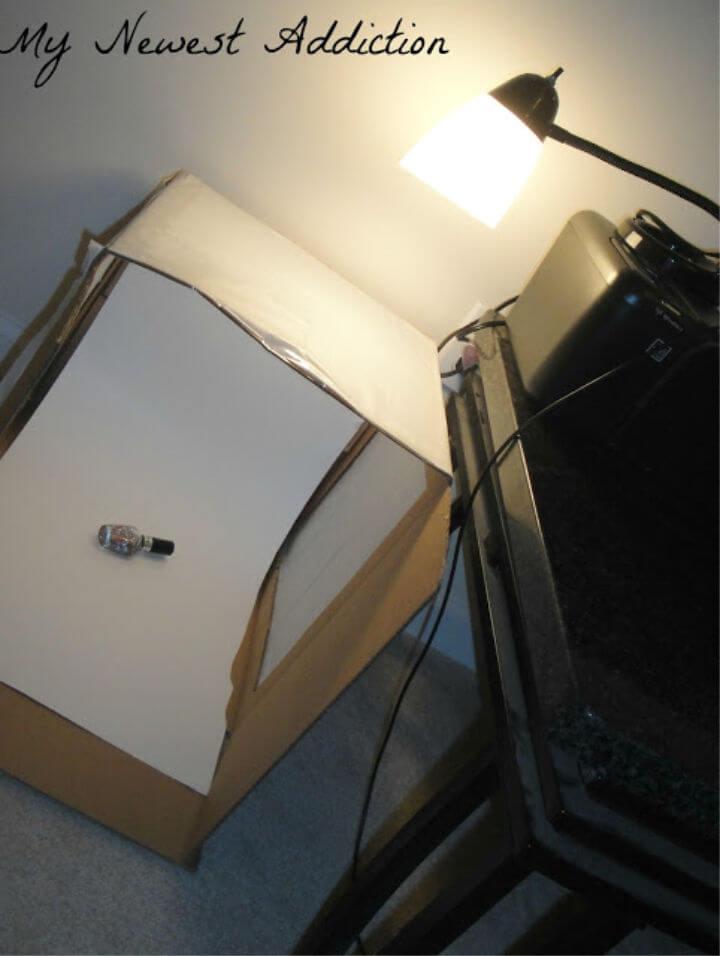 Fácil de hacer una caja de luz