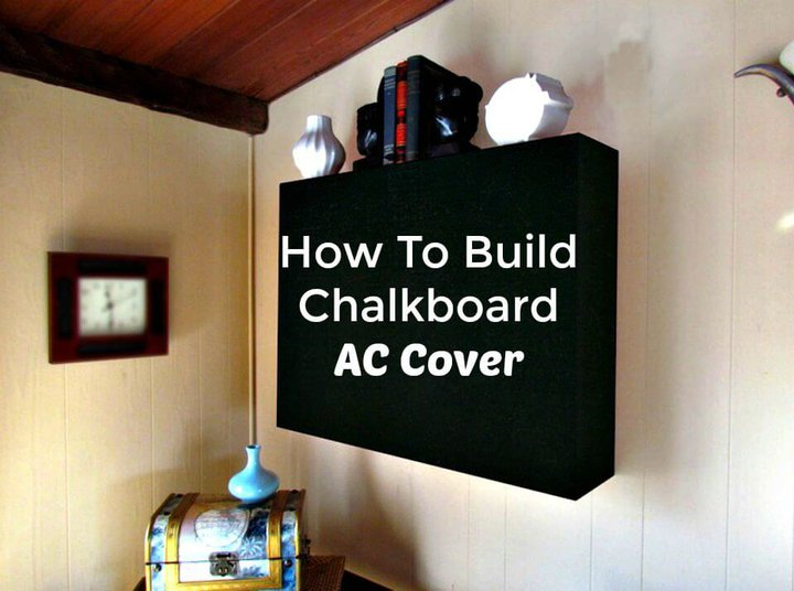 Cómo construir una cubierta de CA para pizarra