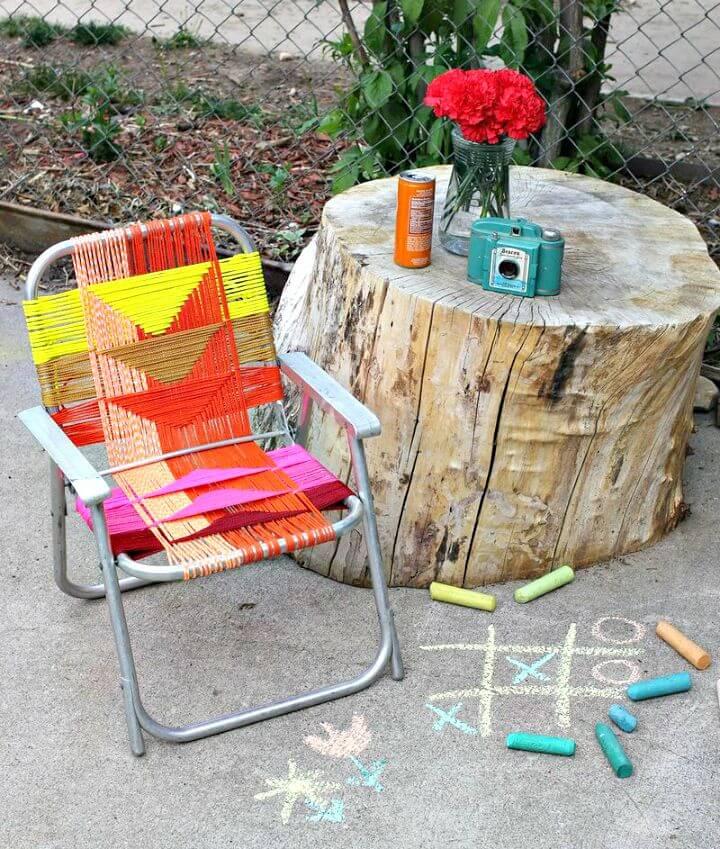 Cómo hacer una silla de aluminio - Bricolaje