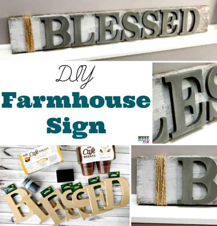 Cómo hacer letreros de madera de granja - Bricolaje