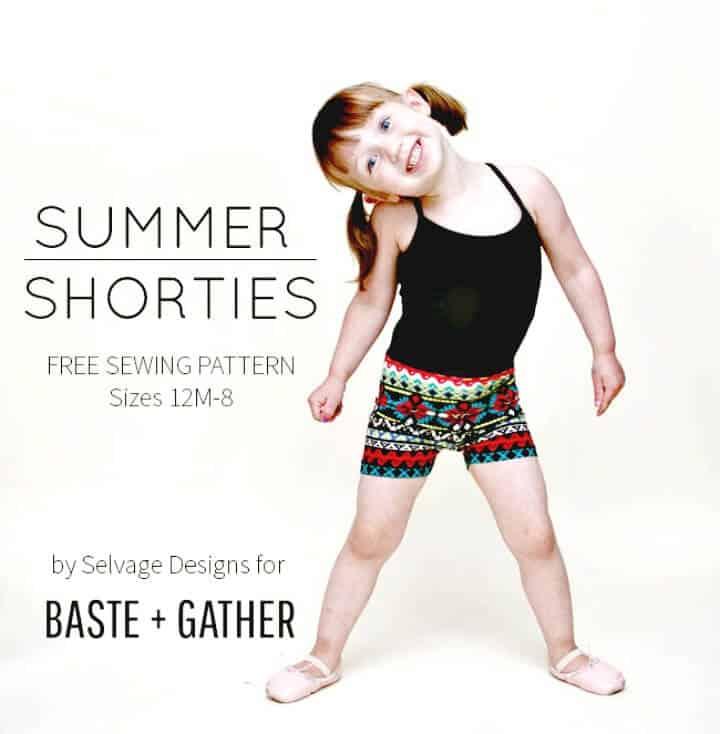 Cómo hacer braguitas de verano para niños: bricolaje
