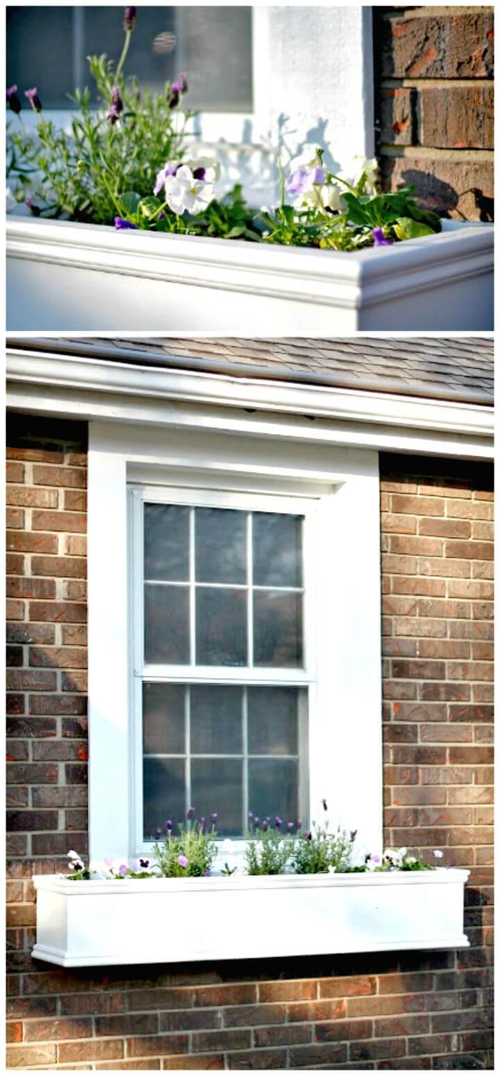 Tutorial paso a paso de cómo construir cajas de ventana