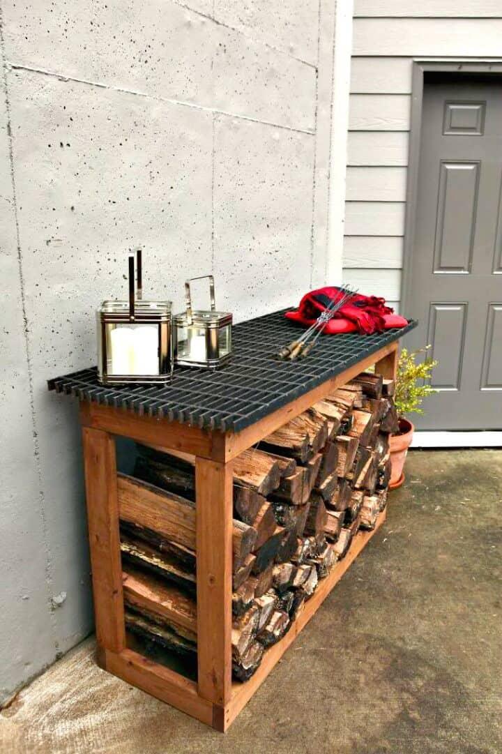 Cómo hacer estanterías de madera: bricolaje para almacenamiento de madera