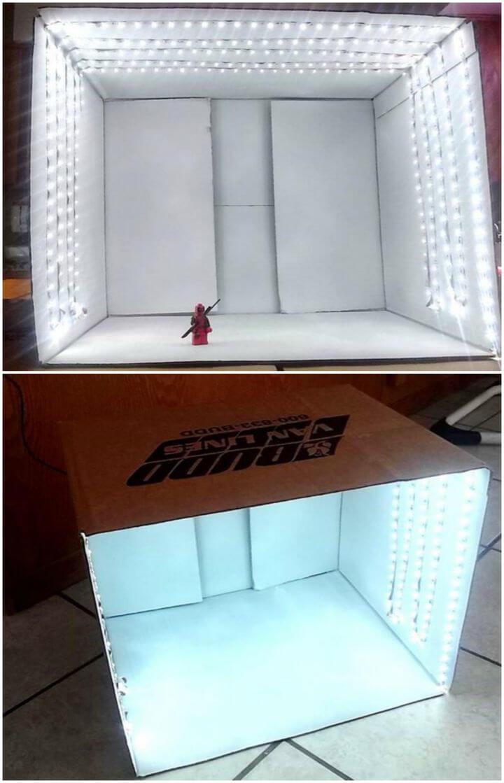 Estudio Fotográfico Light Box