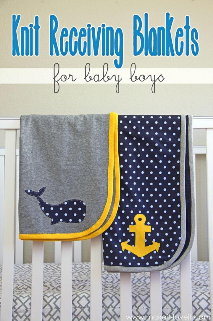 Hacer mantas para bebés