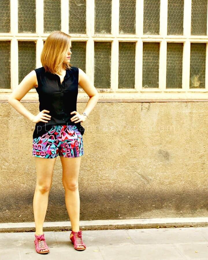 Haz tus propios pantalones cortos de verano: atuendos de bricolaje para el verano