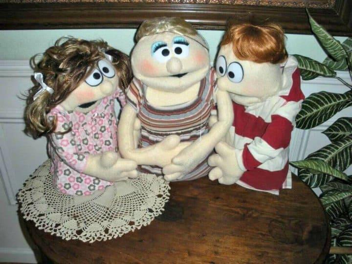 Marioneta humana DIY bastante simple