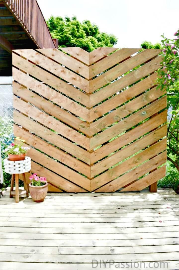 Ideas de muebles de jardín de bricolaje